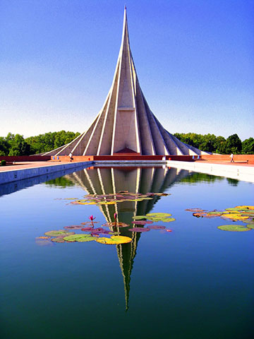 National Martyr's Monument Savar (জাতীয় স্মৃতিসৌধ)