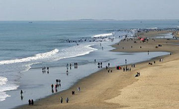 Parki Sea Beach, Chittagong (পারকি সমুদ্র সৈকত)