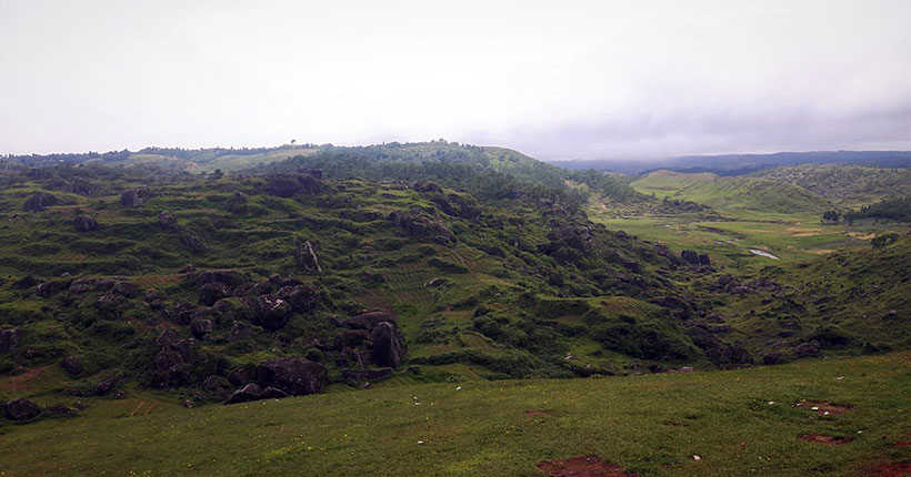 Jongksha view point