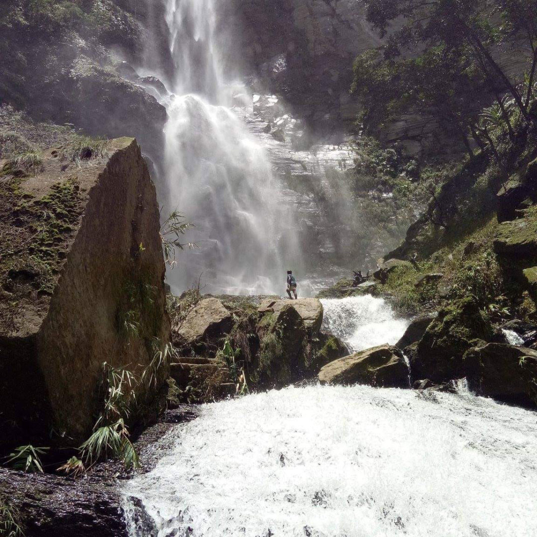 বাকলাই ঝর্ণা (Baklai Waterfall)