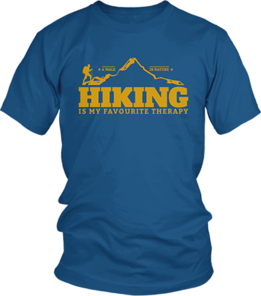Hiking Travel Tshirt